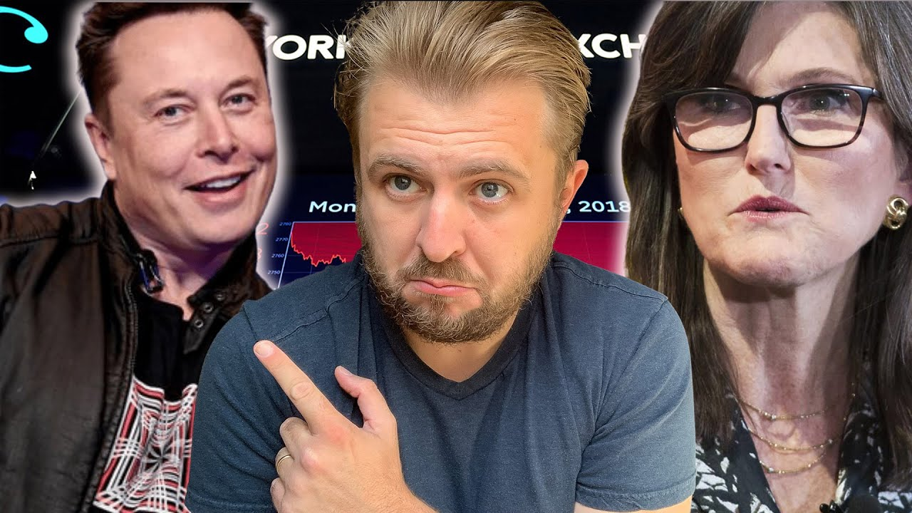 Cathie Wood and Elon Musk JUST Shocked The World...