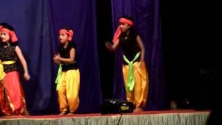Folk Dance-Ananya Anil & Party