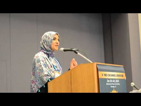 Dalia Mogahed Addresses In Mas Icna Convention