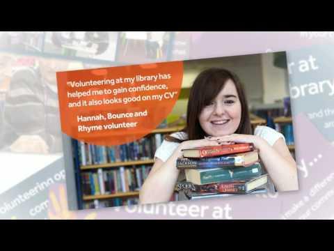 5 reasons Volunteer in Your Library