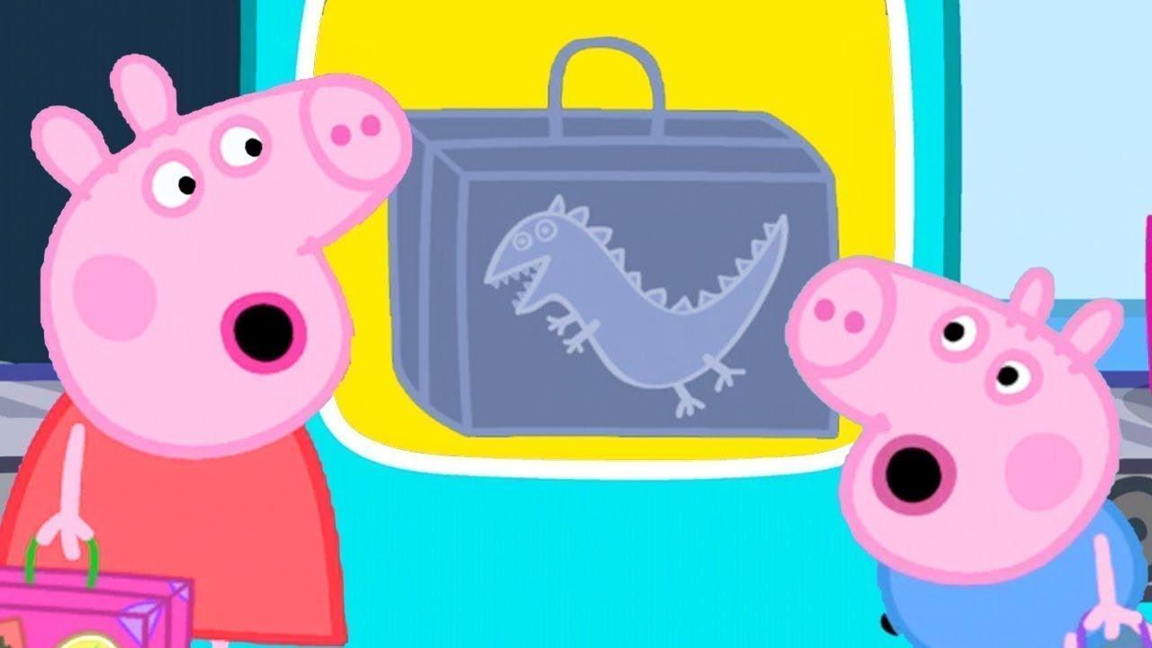 Świnka Peppa ✈️ Lecimy Na Wkacje | Bajki Po Polsku | Peppa po Polsku