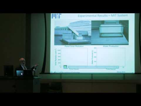 Mechanical Engineering Lectures: Steven Dubowsky