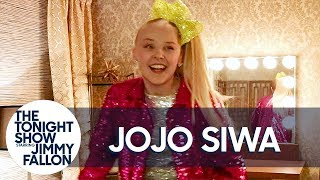 JoJo Siwa Throws a Royalty-Free Music Dance Party