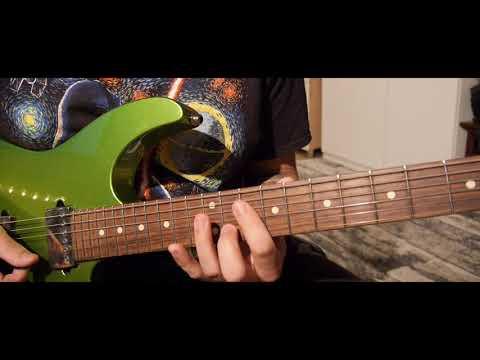 Pehla Nasha Guitar Solo Cover - Jo Jeeta Wohi Sikandar Movie
