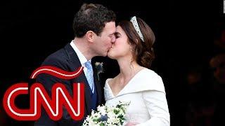 Todo sobre el enlace de la princesa Eugenia de York, la segunda boda real del año