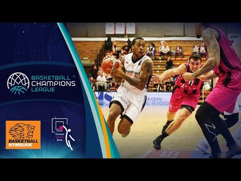 CEZ Nymburk v Telekom Baskets Bonn - Full Game - Basketball Champions League