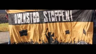 Wir wollen Leben. Demonstration in Wismar.