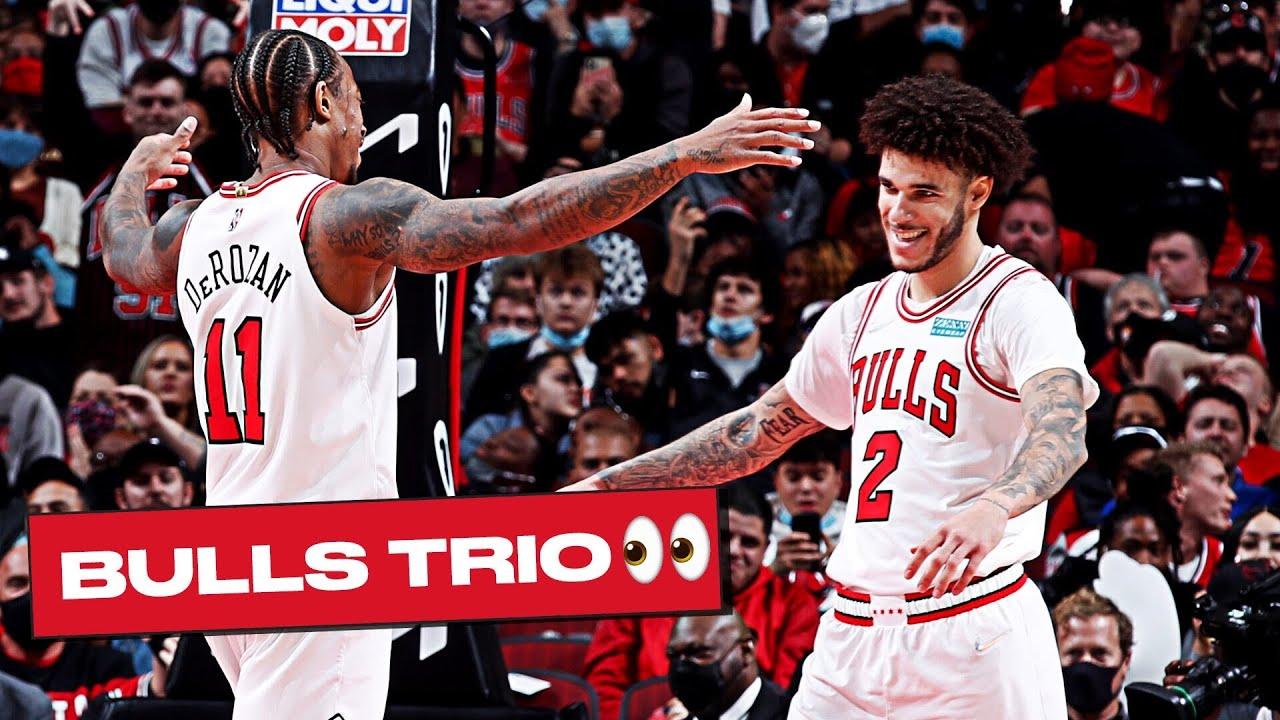 Download Bulls New Trio In Their Bag! (Zo, Caruso, & DeMar) 🔥