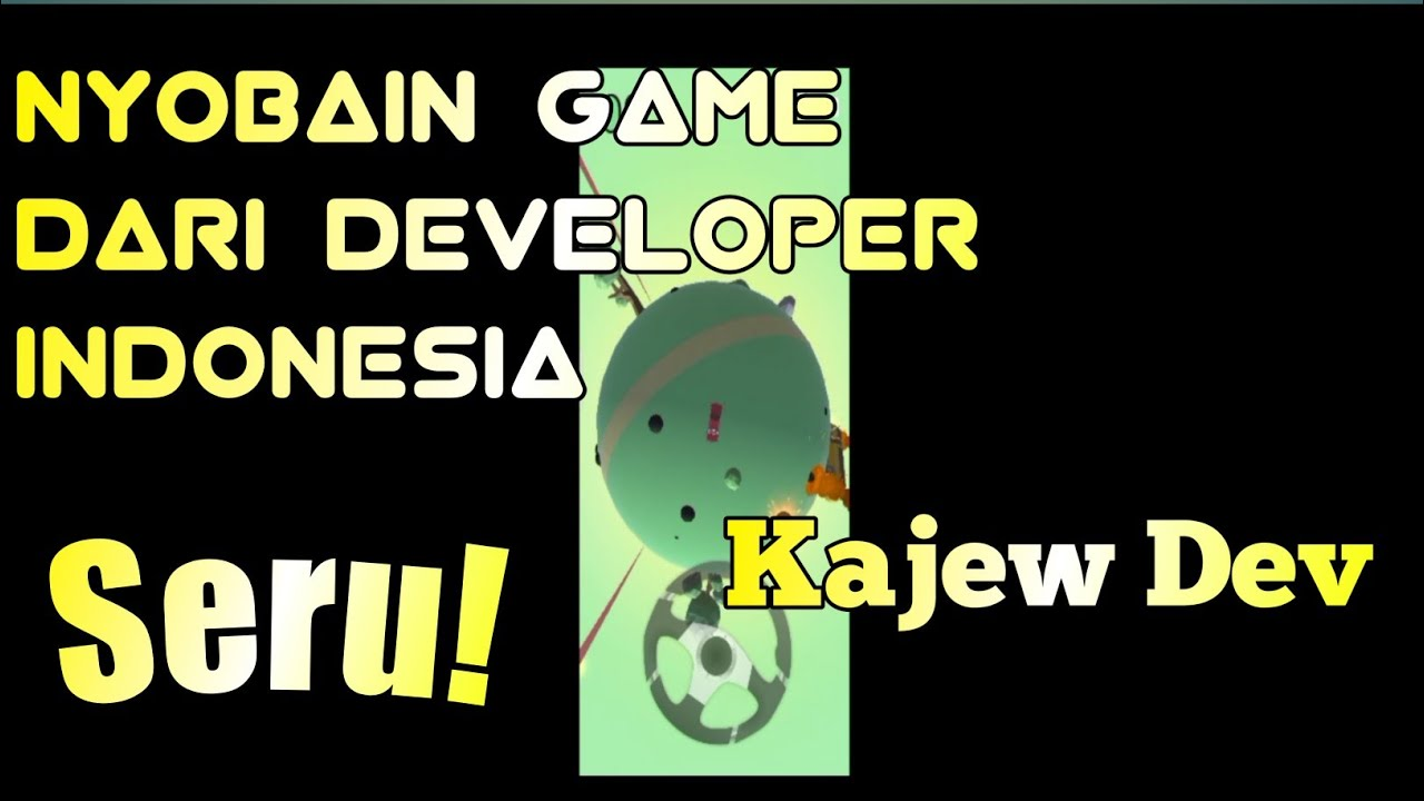 Nyobain Game Kajew Developer || Game Asli Indonesia