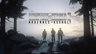 Company of Heroes 2 - Ardennes Assault Gameplay Trailer