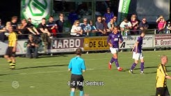 Highlights VV Sellingen - FC Groningen 0-15