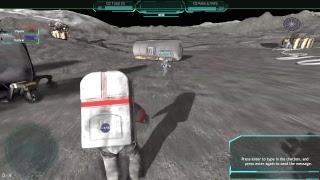 For Science! - NASA Moonbase Alpha