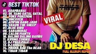DJ Desa Terbaru [Full Allbum 2020] 💛 DJ TIK TOK REMIX TERBARU 2020 - VIRAL DJ DE YANG GATAL GATAL