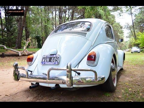 """Volkswagen """"Escarabajo"""" 1958 totalmente restaurado - 01/2017."""