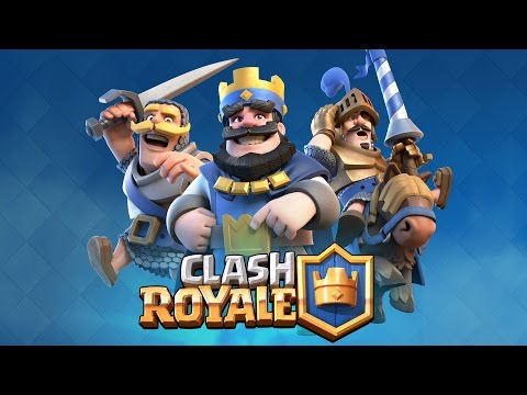 clash royale new game of  supercell