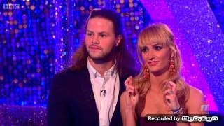 Jay Mcguiness on Strictly