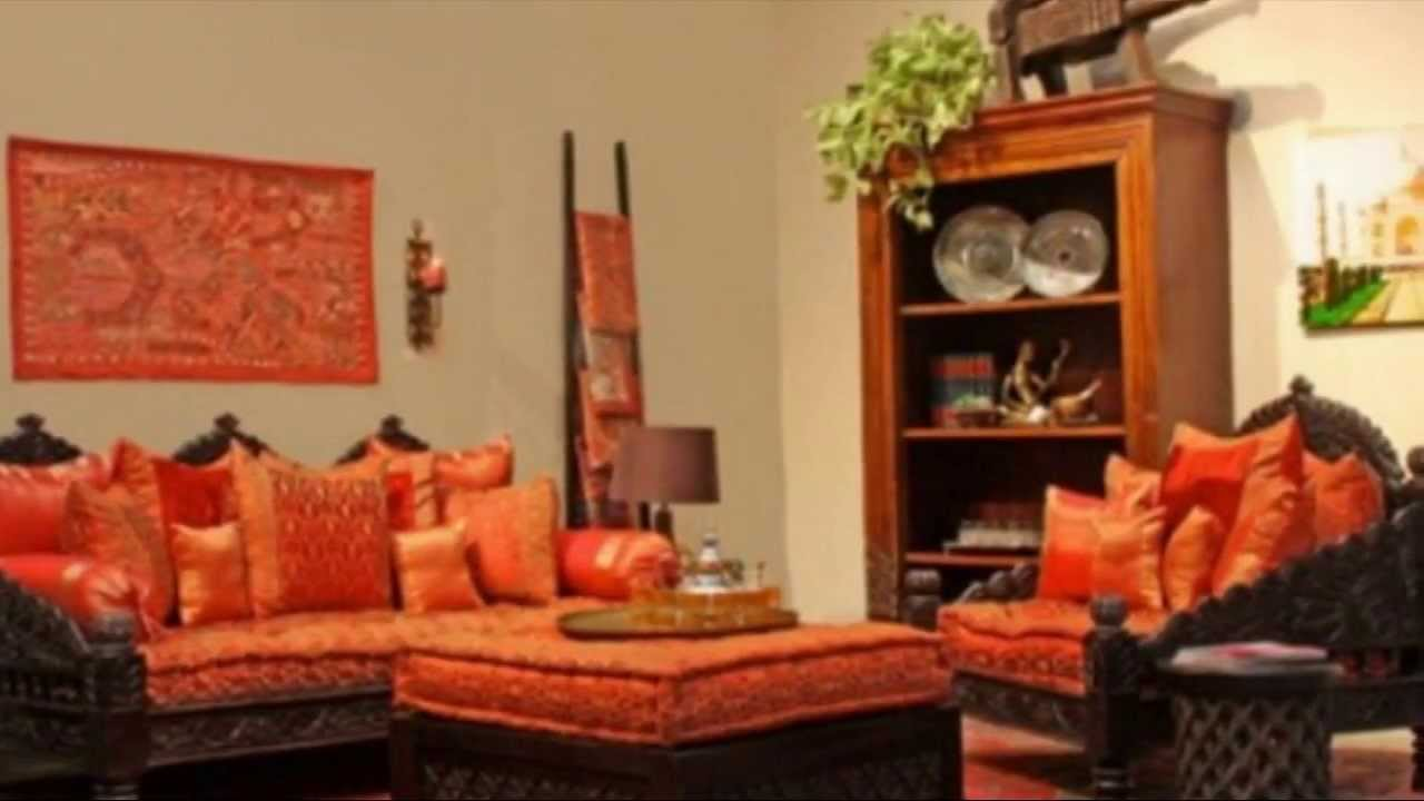 Living Room Interiors Indian Style