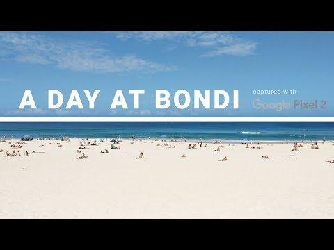 Google Pixel 2 - A Day At Bondi Episode 1