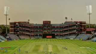 Cricket Stadium India Timelapse