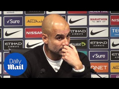 Pep Guardiola delighted with Manchester City after Fulham win