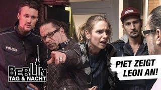 Diebstahl! Piet setzt die Polizei auf Leon an #1834 | Berlin - Tag & Nacht