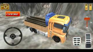 Truck Driver Games: Offroad Speed Free Android Gameplay #2