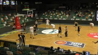 Rasta Vechta 2 vs. ALBA Berlin 2 - Luc van Slooten #17 White - 2018-19