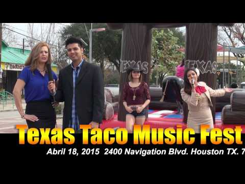 Texas Taco Music Fest -PSA spanish 30sec