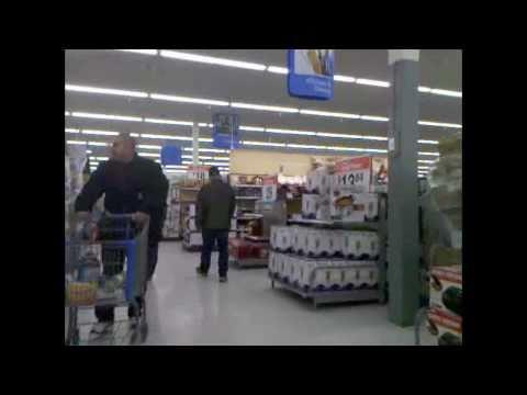 Walmart Radio Prank - Christmas