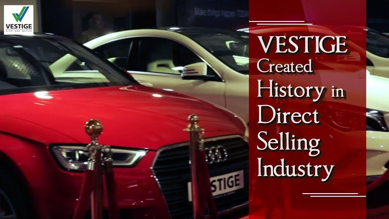 Vestige Created History In Direct Selling Industry Vestige
