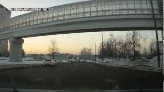 Утренние гонки по Зеленограду в минус 15(, 2013-02-22T05:57:32.000Z)