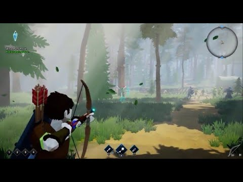 Aron's Adventure - Fast Paced Low Poly Fantasy Action Adventure RPG