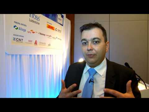 LogiPharma Interview - Robert Ljoljo - Lek Pharmaceuticals