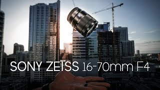 ZEISS 16-70 REVIEW - BEST SONY E-MOUNT WIDE LENS!!