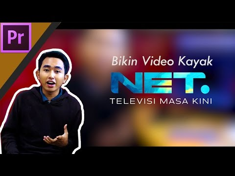#Tips Membuat Video: Cara membuat Video seperti Net TV