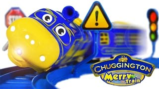 Chuggington Merry Train Brewster, Train from Cartoon Toys VIDEO FOR CHILDREN(TRAINS FOR CHILDREN VIDEO: Chuggington Merry Train Brewster Toys Review =============================================== Also we suggest ..., 2016-01-23T07:48:56.000Z)