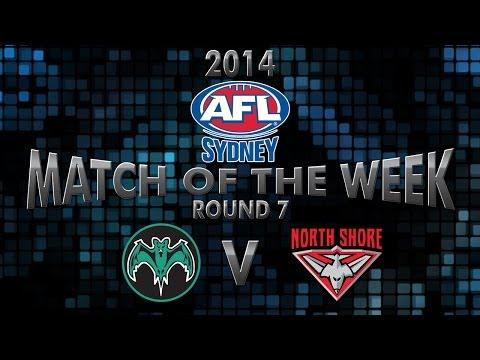 2014 AFL Sydney Round 7 - UTS v North Shore