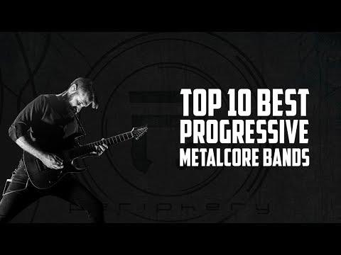 Top 10 Best Progressive Metalcore Bands
