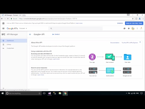 ASP.NET MVC #6 : Login with Google Account   FoxLearn