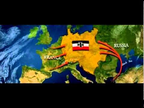 Gelibolu (Gallipoli): Britanniens Kreuzzug in die Hölle; 1/4