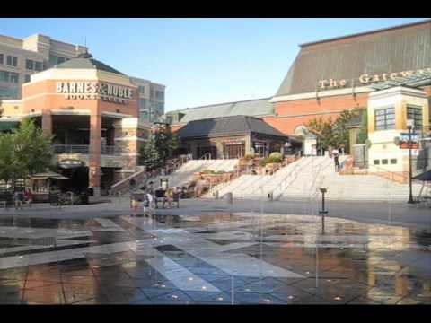 Tour Gateway Mall in Salt Lake City, Utah