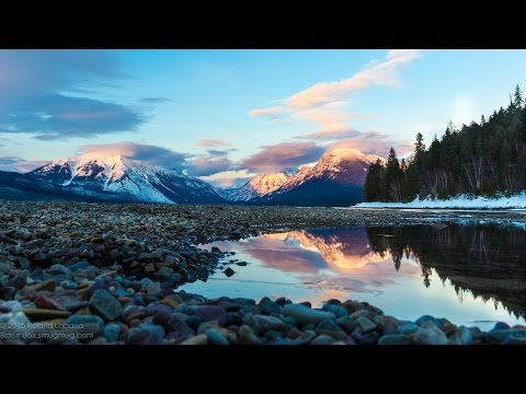 Glacier National Park And Whitefish MT