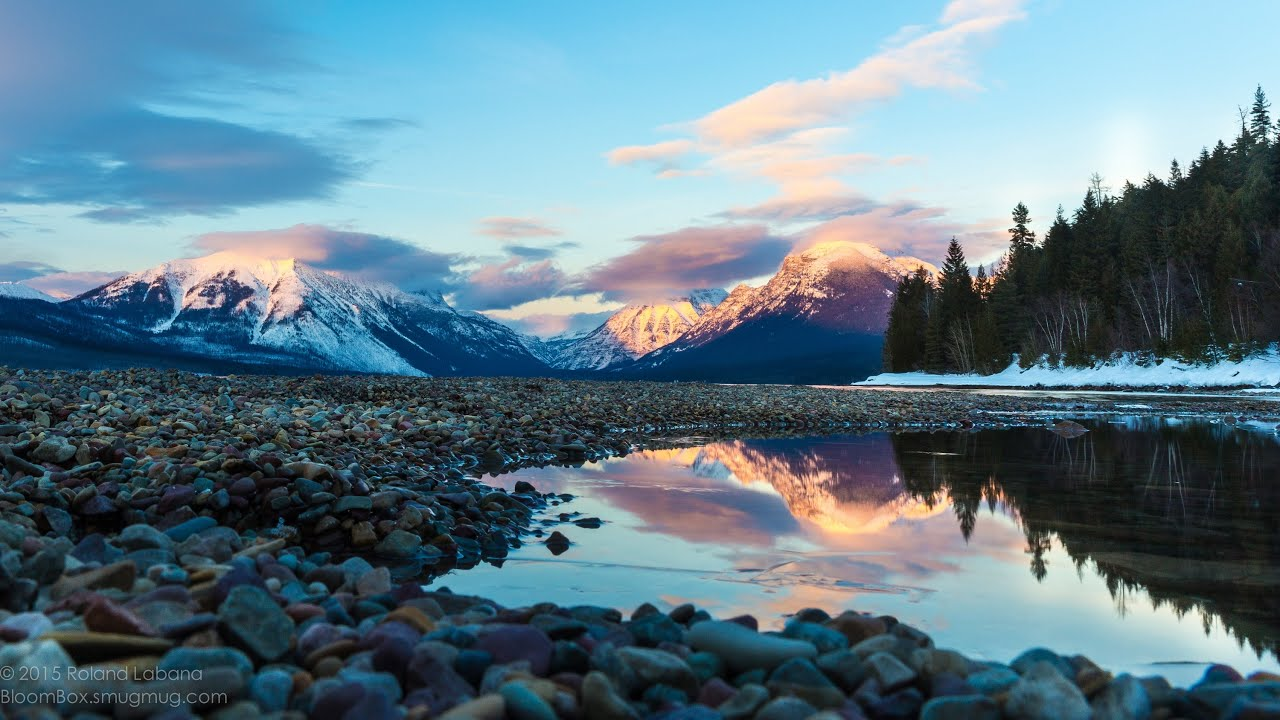 Glacier national park and whitefish mt youtube for White fish montana