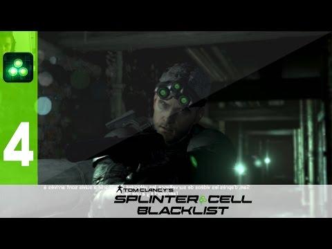 Splinter Cell: Blacklist - Ep 4 - American Consumption - Playthrough FR ᴴᴰ