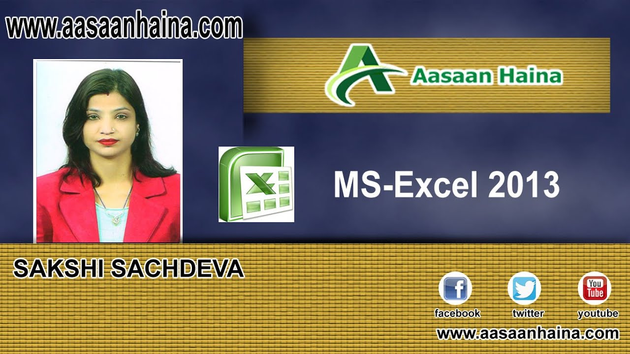 Ediblewildsus  Picturesque Mircosoft Excel Tutorial In Hindi Average Amp Percentage Function  With Hot Mircosoft Excel Tutorial In Hindi Average Amp Percentage Function  Youtube With Appealing Trend Line In Excel Also Excel Pivot Table Multiple Sheets In Addition Excel Vba Or And Excel  If Function As Well As How To Vlookup In Excel  Additionally Excel Year From Youtubecom With Ediblewildsus  Hot Mircosoft Excel Tutorial In Hindi Average Amp Percentage Function  With Appealing Mircosoft Excel Tutorial In Hindi Average Amp Percentage Function  Youtube And Picturesque Trend Line In Excel Also Excel Pivot Table Multiple Sheets In Addition Excel Vba Or From Youtubecom