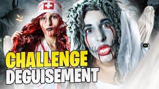 Halloween challenge: Qui aura le meilleur déguisement et fera le plus peur ? Avec Apo