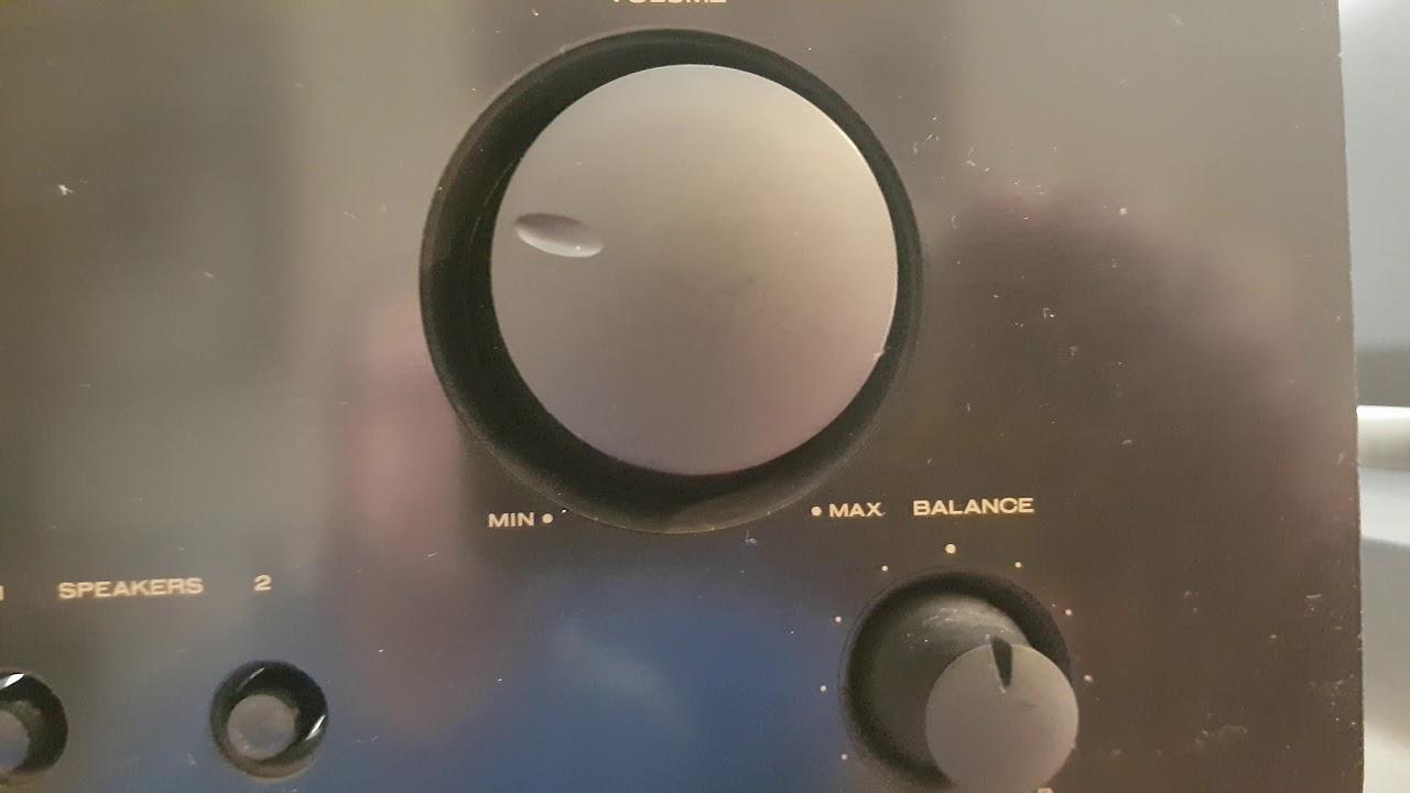 marantz PM4200 Stereo Integrated Amplifier (2001-03), Видео