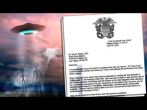 La fuga de información más significativa sobre las naves extraterrestres se ha hecho pública