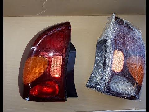 Задний фонарь Ланос Т150