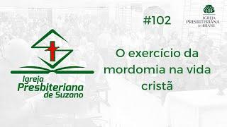 27/07/20 - O exercício da mordomia na vida cristã - 1Pe.4.10